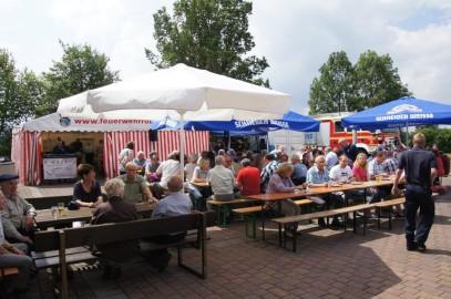 Laternenfest, Feuerwehr, Gelnhausen